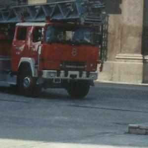 Ex M-8 CBS en 1990 actual M-4 Maipù