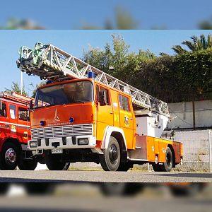 Primera Compañía de bomberos de Villa Alemana, Magirus Deutz TL30.