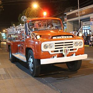 Primera compañía de bomberos de Villa Alemana, Reliquia Nissan 680
