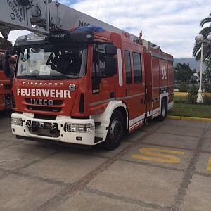 RX11 Bomba La Herradura de Bomberos de Coquimbo