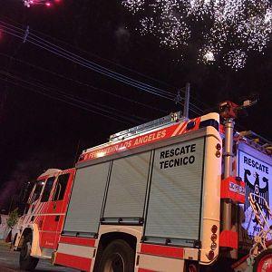 RX6 Unidad de rescate Sexta Cia Chileno-Alemana Los Angeles