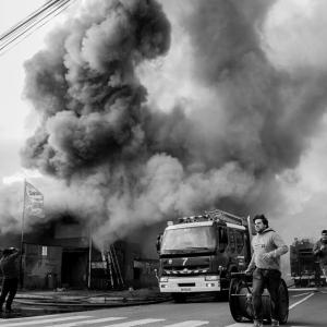 incendio puerto montt - Egaña 1